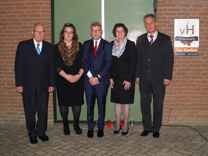 Team Van Haaften Uitvaartverzorging